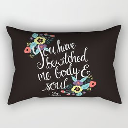 Bewitched Me Rectangular Pillow