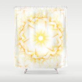 Solar Plexus Shower Curtain
