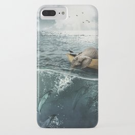 One summer day... iPhone Case