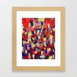 Transition Document Framed Art Print