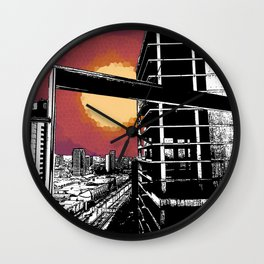 Barna Love Wall Clock