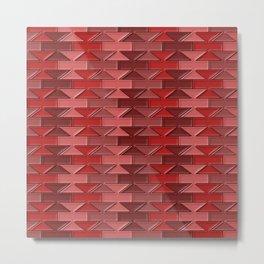 Geometrix 158 Metal Print