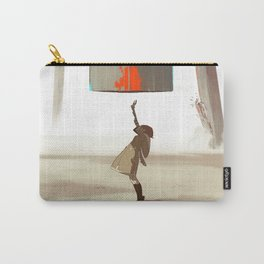 Loud Sunshine Carry-All Pouch