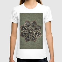 Wonderful noble mandala design T-shirt