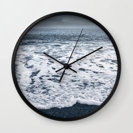 Lost to the Sea Wall Clock