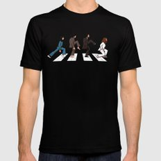 English walker Black 2X-LARGE Mens Fitted Tee