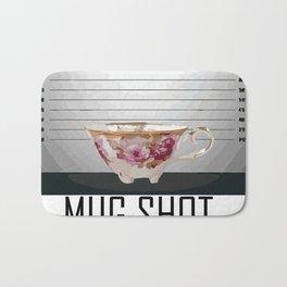 Mug Shot Bath Mat