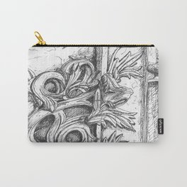 batalha stone detail Carry-All Pouch