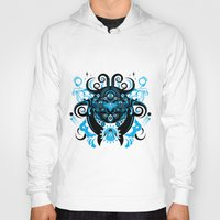 cthulu Hoodies featuring Lovecraftian Cosmic Horror by BlanzyDesign