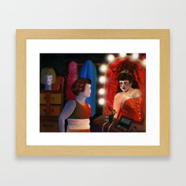 Sweet Interior Framed Art Print
