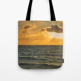 Another Sunset in Cornwall Tote Bag