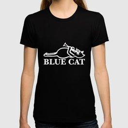 Blue Cat Records Cotton The Pioneers Rocksteady Trojan Maytones cat T-shirt