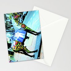Horse picturesque. Stationery Cards
