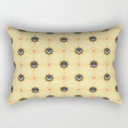 Heliolisk Pattern Rectangular Pillow