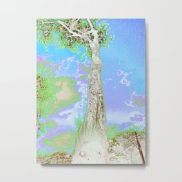 Heights Metal Print