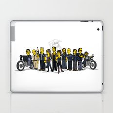 Sons Of Anarchy cast Laptop & iPad Skin