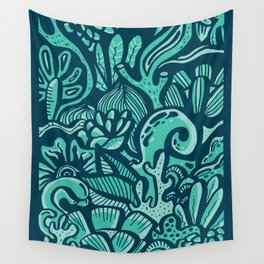 Agua Wall Tapestry