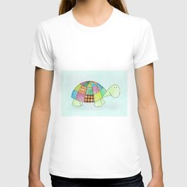 Little Claire's Turtle T-shirt