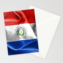 Paraguay Flag Stationery Cards