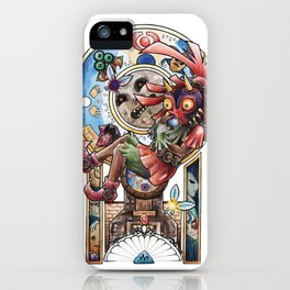 The song of Majora iPhone Case