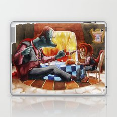 Dinner time Laptop & iPad Skin