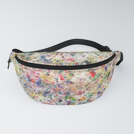 Abstract Artwork Colourful #7 Fanny Pack