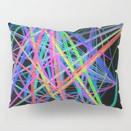 Colorful Rainbow Prism Pillow Sham