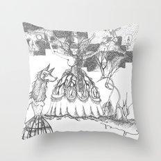 Transform Throw Pillow
