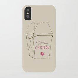 Lizzie Bennet #3 iPhone Case