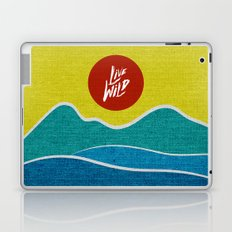 Live Wild Laptop & iPad Skin