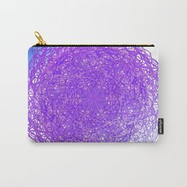 jacaranda bloom Carry-All Pouch