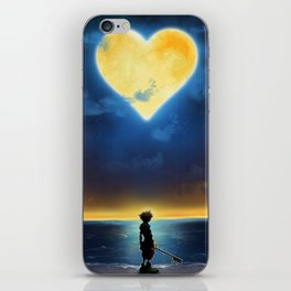 Sora - Kingdom Hearts iPhone Skin