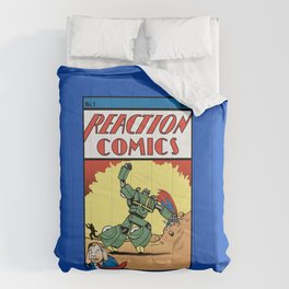 Reaction Comics Comforters