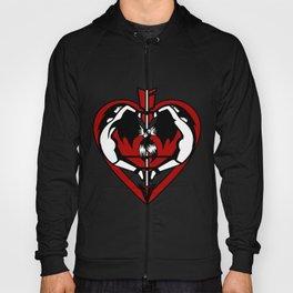 Hearts Hoody