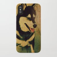 best friend iPhone & iPod Cases featuring Best friend by Truly Juel