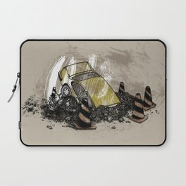 Where is? daddy Laptop Sleeve