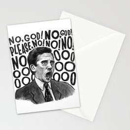 Michael | Office Stationery Cards