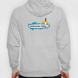 Atlantic City - New Jersey. Hoody
