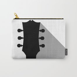 Guitar Headstock With Shadow Carry-All Pouch