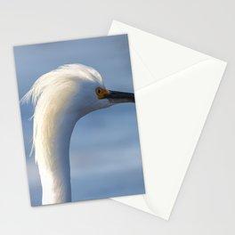 The Model Egret Stationery Cards