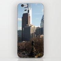 philadelphia iPhone & iPod Skins featuring Philadelphia by Kristi Jacobsen Photography