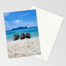 Island Hopping on Longtails Stationery Cards
