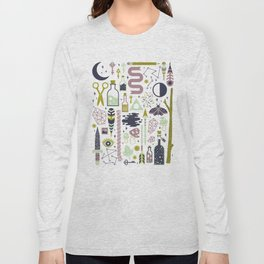 The Witch's Collection Long Sleeve T-shirt