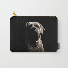 Dramatic Boerboel Carry-All Pouch