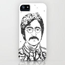 sgt pepper John iPhone Case