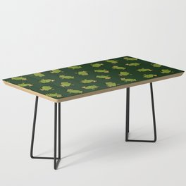 Frog Prince Pattern Coffee Table