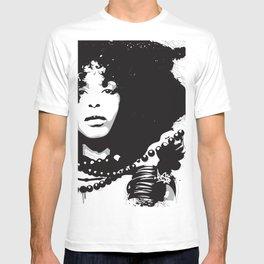 Erikah BADU by Besss - 2011 T-shirt
