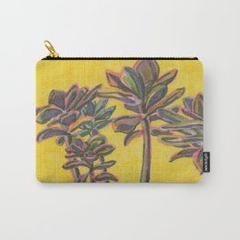 Tea Shop Plant Carry-All Pouch