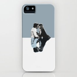 Derek and Meredith iPhone Case
