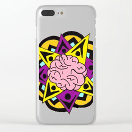 Mind of Josh Clear iPhone Case
